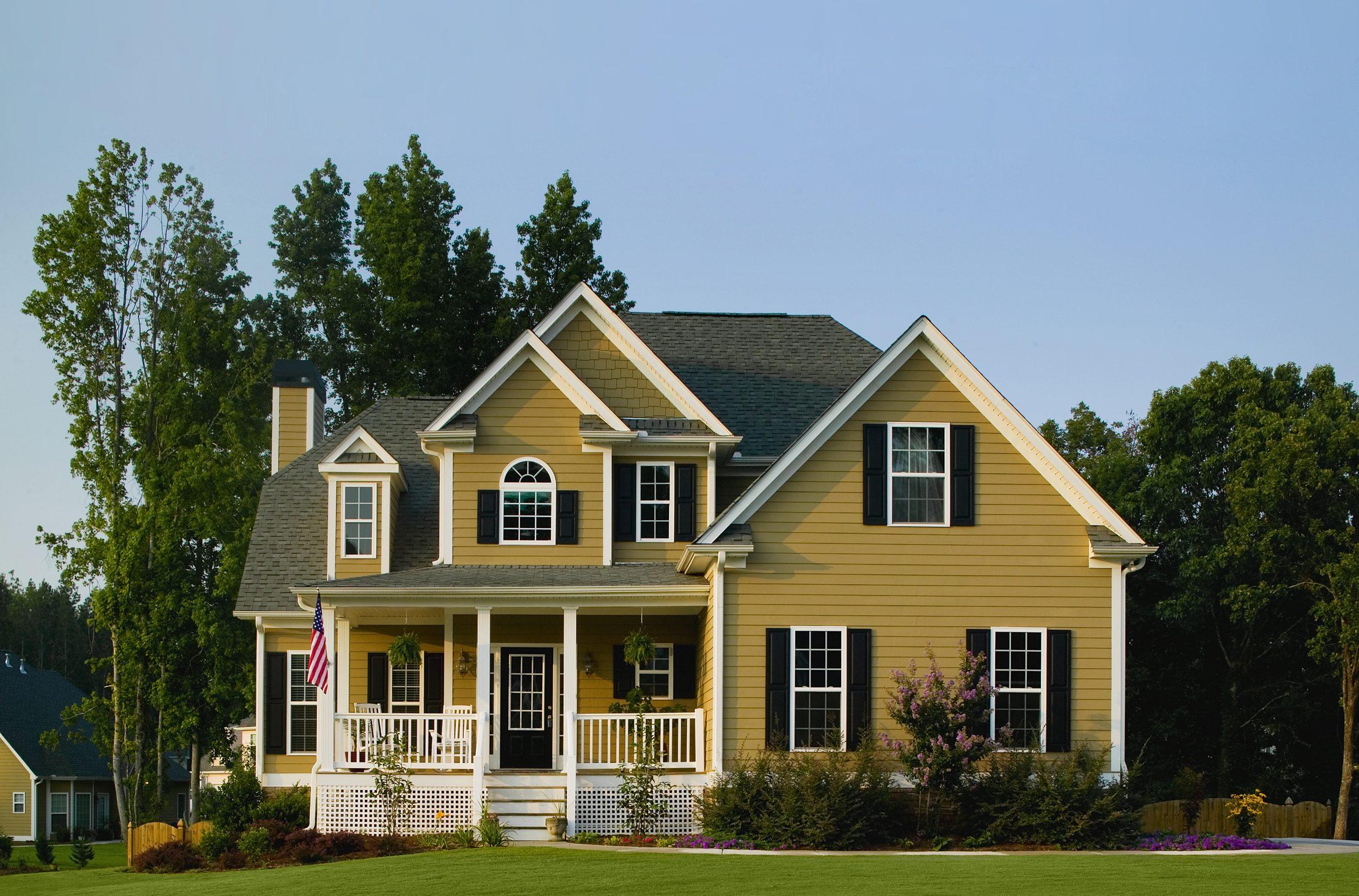 Yellow House Weathertight Exteriors